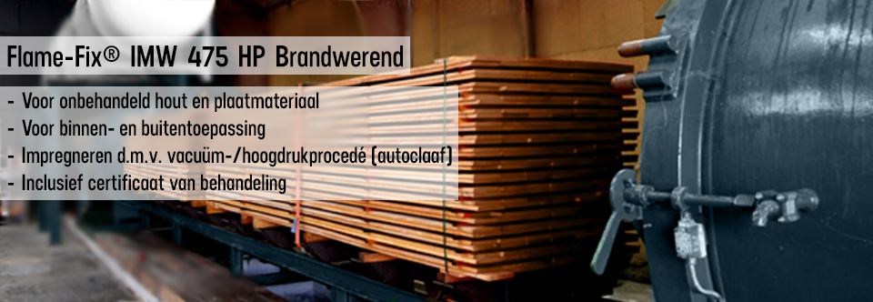 Flame-Fix® IMW 475 HP Brandwerend